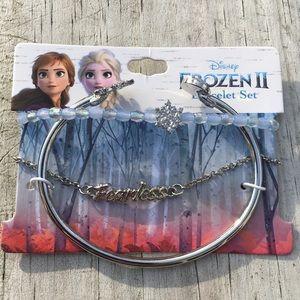 Disney's Frozen II Three Bracelet Set